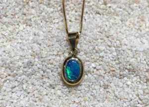 Australian-Opal-Pendant
