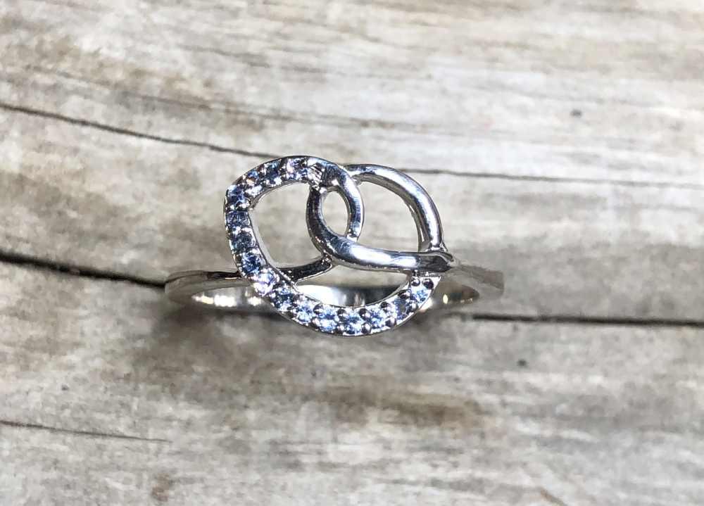 Yogo-Studded-Knot-Ring
