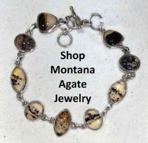Link to Montana Agate Jewelry